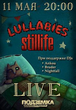 Stillife. Lullabies/Live!